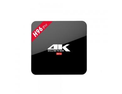 Приставка Android TV H96 PRO+  в Алматы.