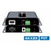LenKeng LKV683N (удлинитель HDMI по технологии HDbitT до 120м с IR)