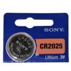 Батарейки Sony CR2025