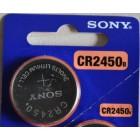 Батарейки Sony CR2450