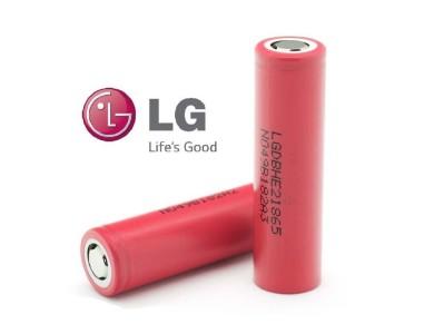 Батарейка LG INR18650HE2 (Ni-MH-2500mah) аккумулятрная в Алматы