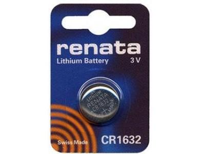 Батарейки Renata CR1632 в Алматы.