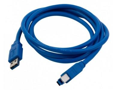 Кабель USB 3.0(m) - USB 3.0(m) 1.8м. (Кабель USB 3.0 для принтера) в Алматы