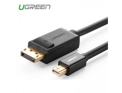 Купить кабель mini DisplayPort - DisplayPort, 2m (UGREEN) в Алматы.