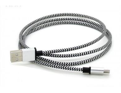 Кабель USB(m) - micro USB(m) 1м.