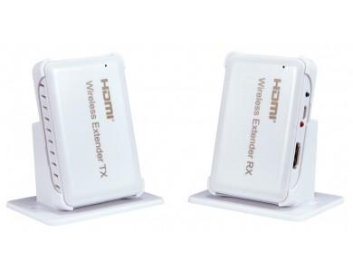 Беспроводной HDMI-удлинитель по Wi-Fi до 30м. в Алматы.