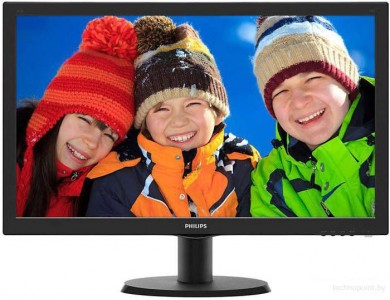 "Монитор 23.6"" Philips 243V5QHSBA в Алматы."
