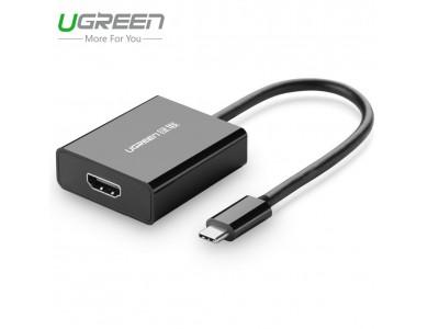 Конвертер USB 3.1(m) Type C на HDMI (20587) UGREEN в Алматы