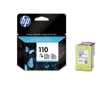 Купить картридж HP №110 Color (CB304E) в Алматы.