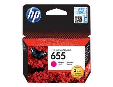 Картридж HP №655 Magenta (ORIGINAL)