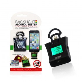 Персональный алкотестер BlackLight для iPhone 5/5S/5C