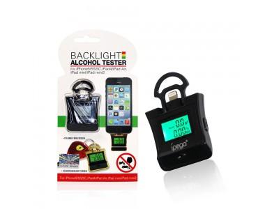 Персональный алкотестер BlackLight для iPhone 5/5S/5C в Алматы.