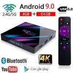 Приставка Android TV H96 Max