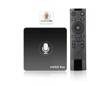 Приставка Android TV A95X