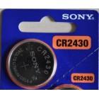Батарейки Sony CR2430