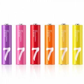 Батарейка, Xiaomi, Rainbow ZI 7 AAA, 1.5V, 1шт