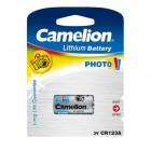 Батарейка Camelion CR123A-BP1 1300mAh 3V
