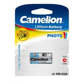 Батарейка Camelion CR123A-BP1 1300mAh 3V
