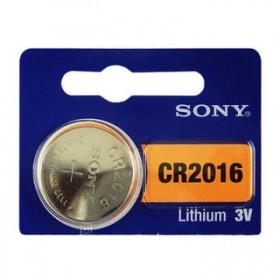 Батарейки Sony CR2016