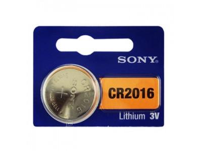 Купить в Алматы батарейки Sony CR2016