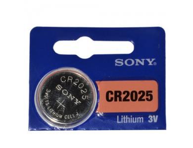 Купить в Алматы батарейки Sony CR2025