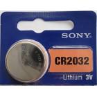 Батарейки Sony CR2032