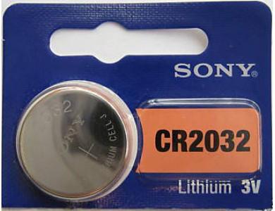 Купить в Алматы батарейки Sony CR2032