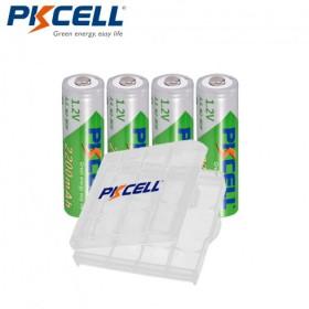 Батарейка Pkcell AA, аккумуляторы 2200mAh