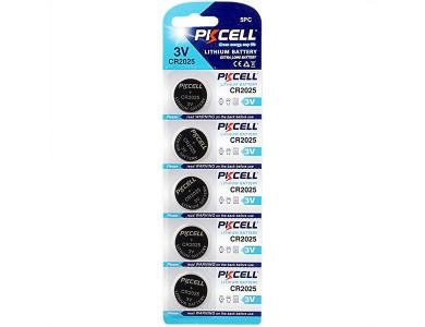 Батарейка Pkcell CR2025