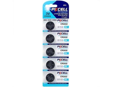 Батарейка Pkcell CR2032