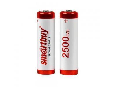 Батарейка Smartbuy AA, аккумуляторы 2500mAh