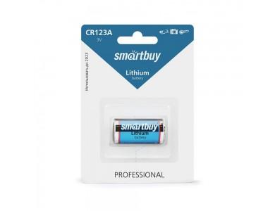 Батарейка Smartbuy CR123A