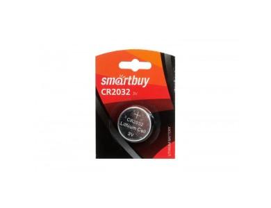 Батарейка Smartbuy CR2032