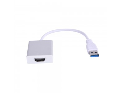 USB Видеокарта (Конвертер с USB 3.0 на HDMI)