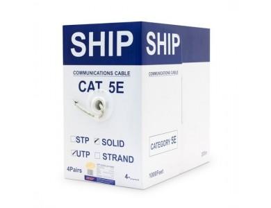 Кабель UTP cat 5-e SHIP, D135-P, 4x2x/0,51 (1м.)