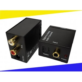 Конвертер с цифрового аудио сигнала на аналоговый