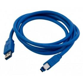 Кабель USB 3.0(m) - USB 3.0(m) 1.8м. (Кабель USB 3.0 для принтера)