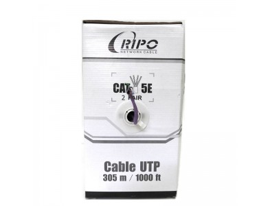 Кабель UTP cat 5-e RIPO UAC-5512