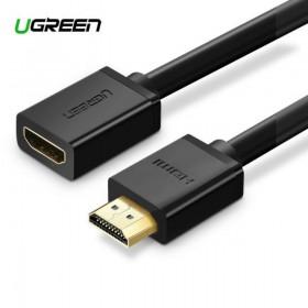 Кабель HDMI(m) - HDMI(f), 0.5m UGREEN