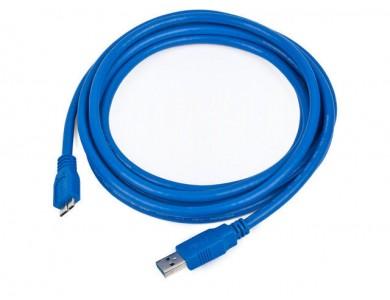 Кабель USB 3.0(m) - micro USB 3.0(m) 1.8м.