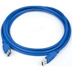 Кабель USB 3.0(m) - USB 3.0(f) 1.8м. (Удлинитель USB 3.0)