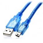 Кабель USB(m) - mini USB(m) 1.5м.