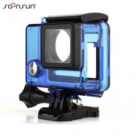 Противоударный открытый корпус  для экшн-камеры GoPro Hero 4/3/3+