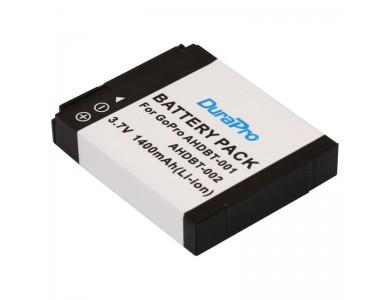 Аккумулятор для экшн-камеры GoPro HERO 2, 3.7V 1400mAh