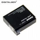 Аккумулятор для экшн-камеры GoPro HERO 4, 3.8V 1650mAh