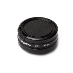 Поляризационный CPL фильтр для экшн-камеры GoPro Hero 3/3+/4