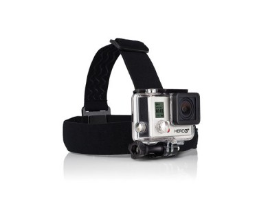Крепление на голову для экшн-камеры GoPro / SJCAM / Xiaomi