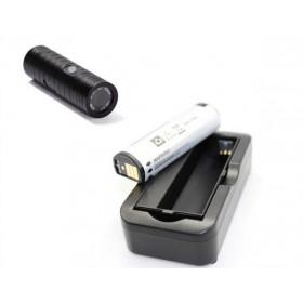 Аккумулятор для экшн-камеры SJCAM SJ2000, 3.7V 1100mAh  + зарядное устройство