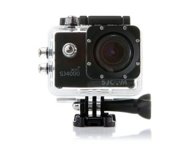 Оригинальная экшн камера SJCAM SJ4000 WiFi
