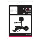Внешний микрофон для экшн-камеры SJCAM SJ6/7 (Петличка)
